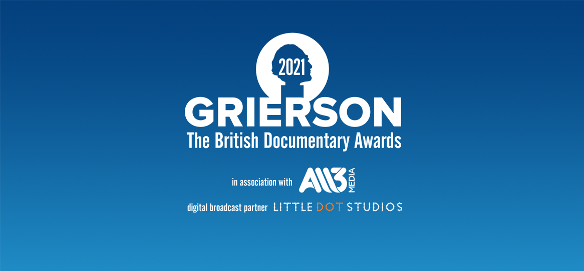 2021 Grierson Awards open for entries
