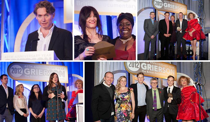 Grierson 2013:  The British Documentary Awards