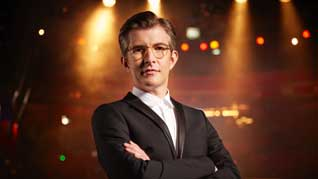 Gareth Malone to host The Griersons